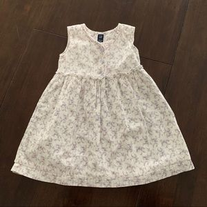 Baby GAP Darling Floral Print Toddler Dress